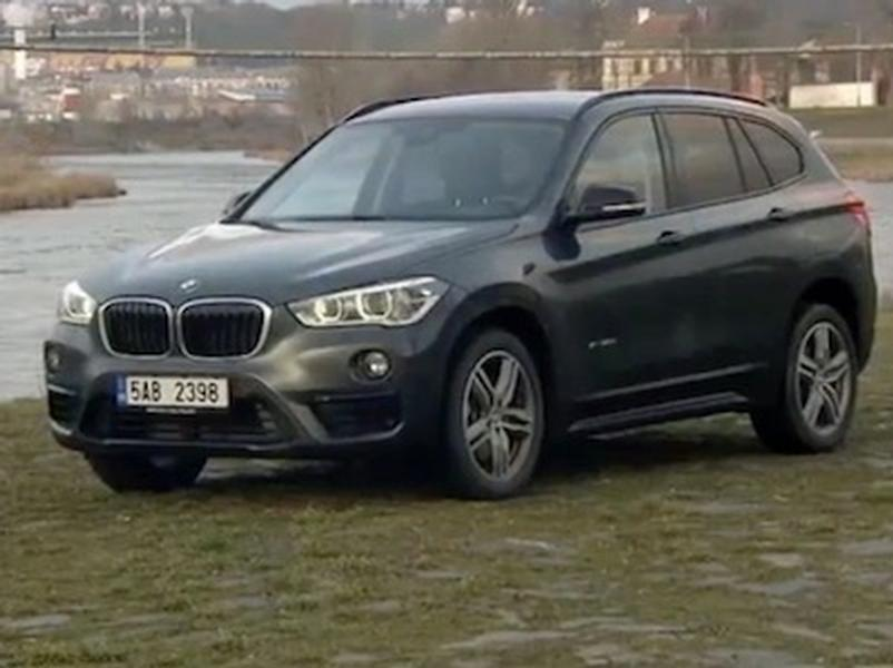 Test BMW X1 XDrive20D AT