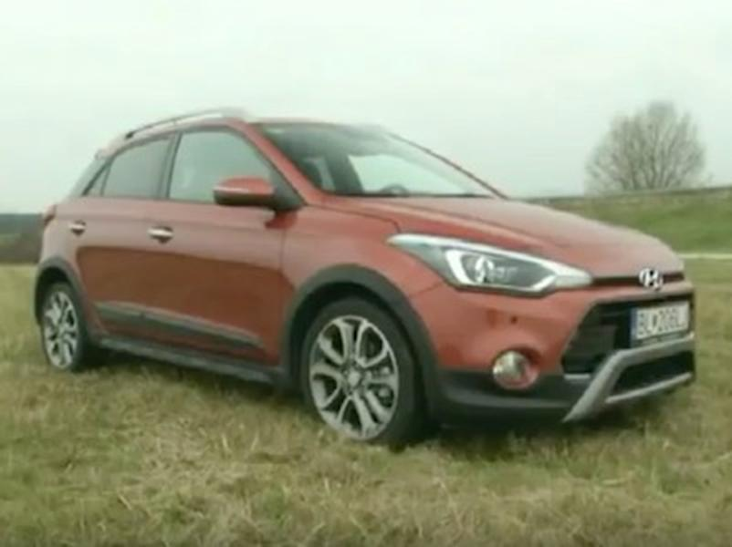 Test Hyundai i20 Active
