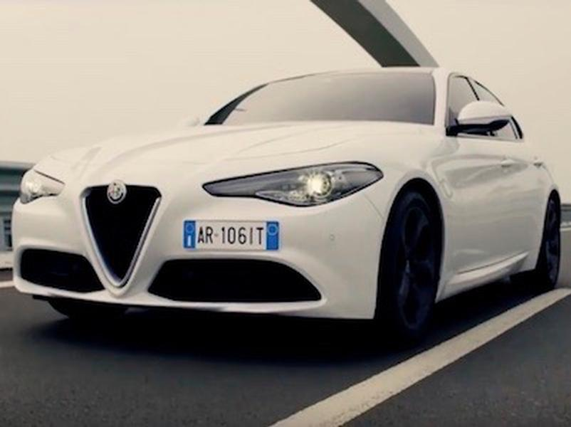 Video test Alfa Romeo Giulia 2.2 diesel