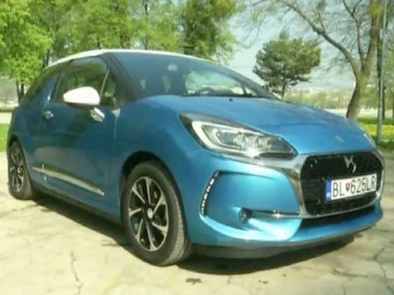 Video test DS3 Blue Hdi 100