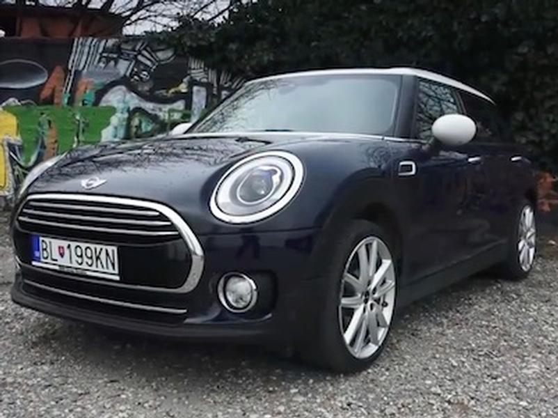 Video test Mini Cooper D Clubman