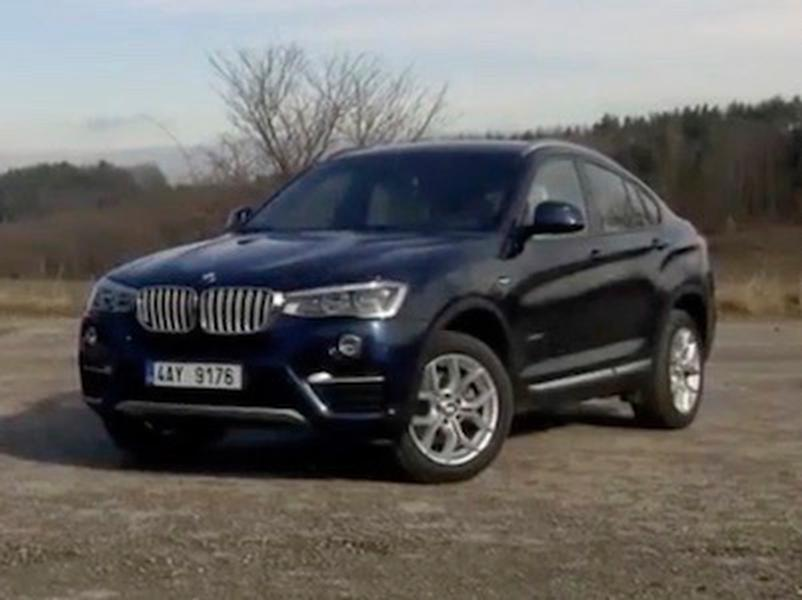 Test BMW X4 XDrive 28i