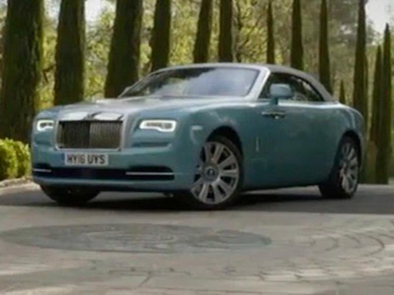 Video test Rolls-Royce Dawn