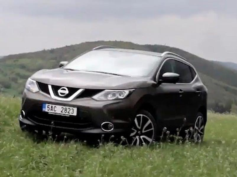 Video test Nissan Qashqai 1-6 DIG-T