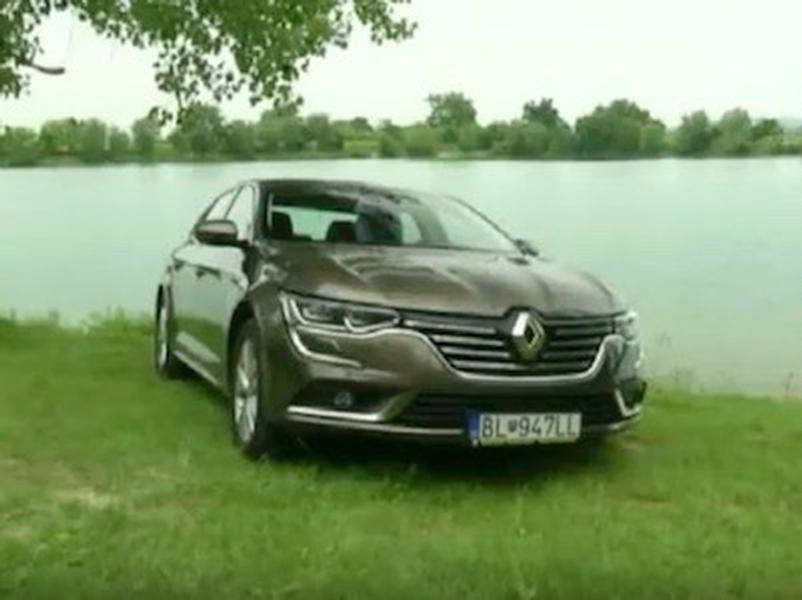 Video test Renault Talisman