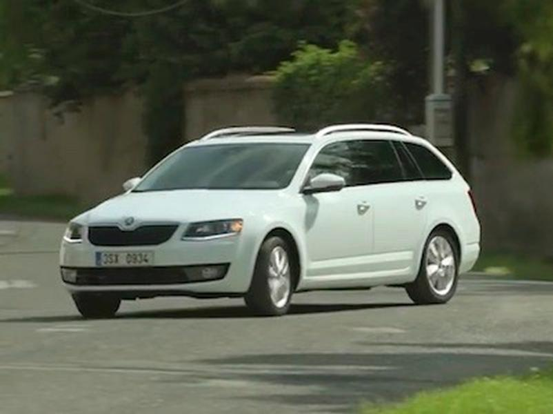 Video test Škoda Octavia 1.0 TSI