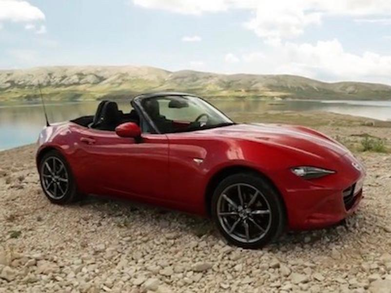 Video test Mazda MX-5 2.0 Skyactiv-G
