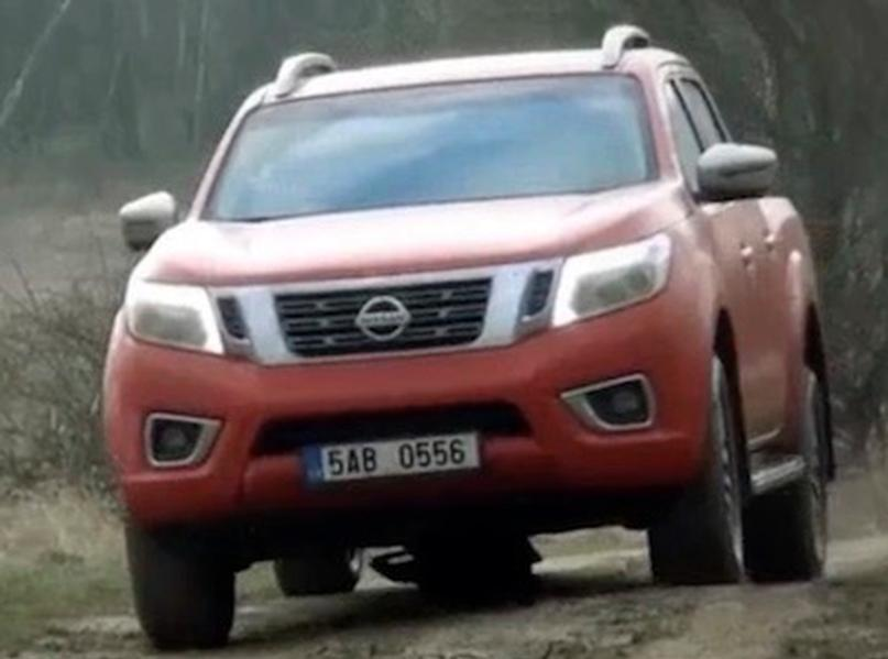 Video test Nissan Navara NP300 DC 2,3 DCI