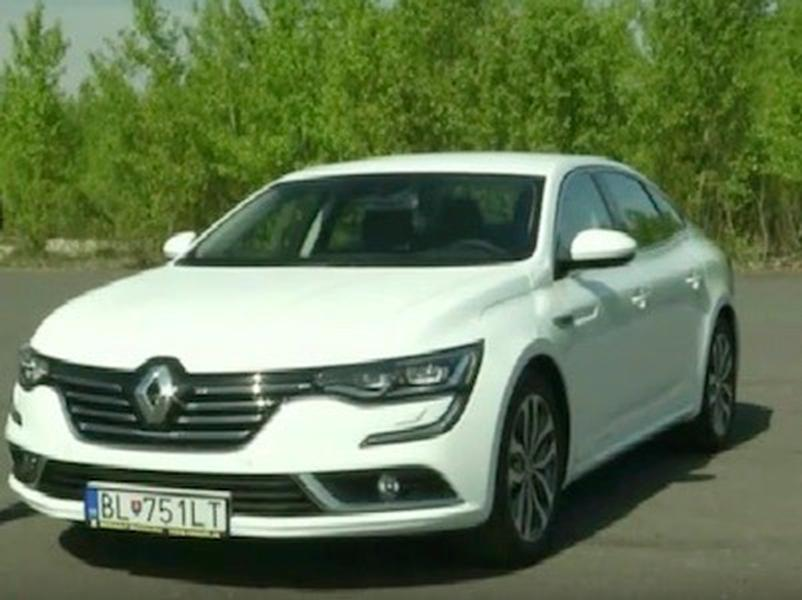 Video test Renault Talisman TCe 150