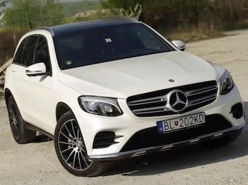 Video test Mercedes GLC 250d 4Matic