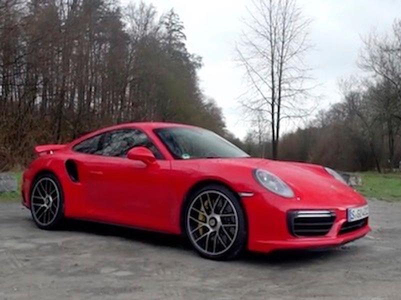 Video test Porsche 930 turbo vs. Porsche 911 Turbo