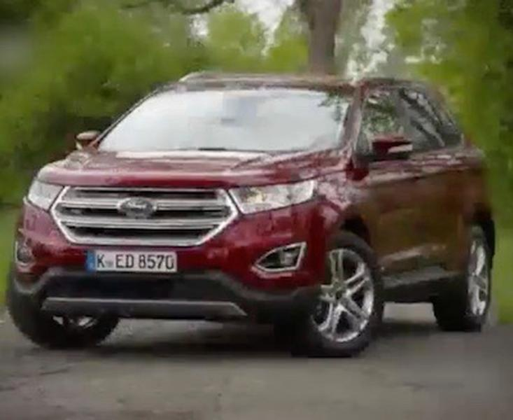 Video test Ford Edge 2.0 TDCI AWD