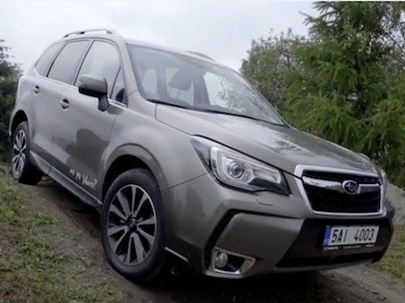Test Subaru Forester XT 2.0 Turbo