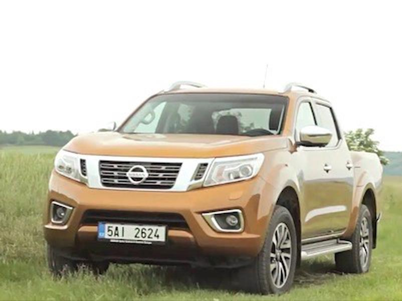 Video test Nissan Navara NV300