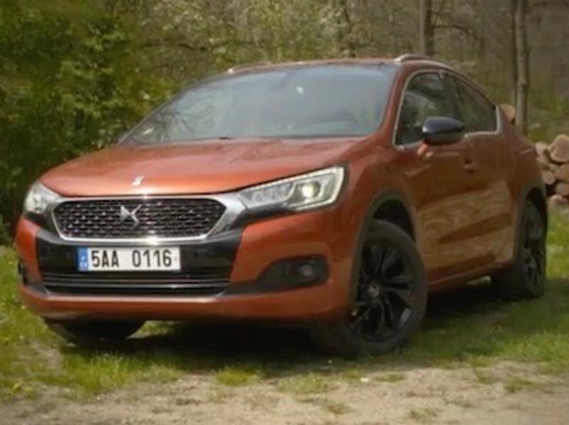 Video test DS4 CrossBack 1.6 BlueHDI AT