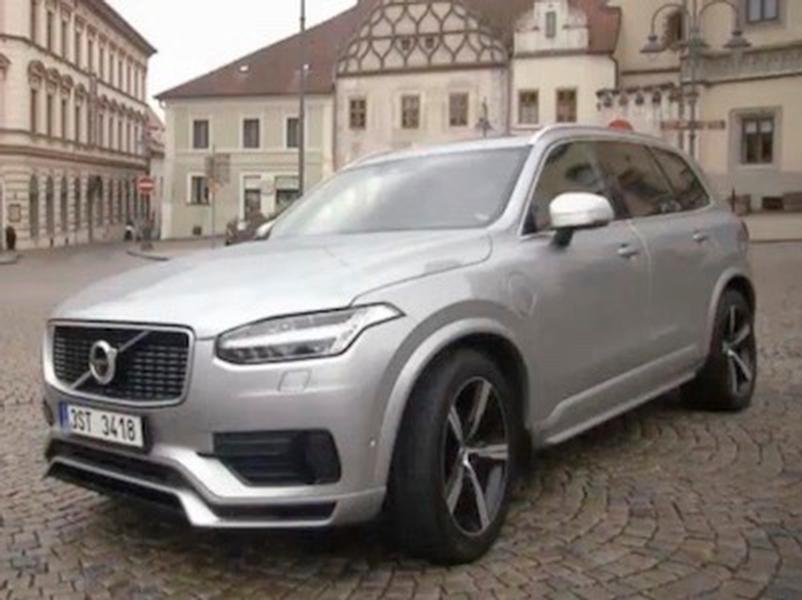 Video test Volvo XC90 T8 Twin Engine AWD