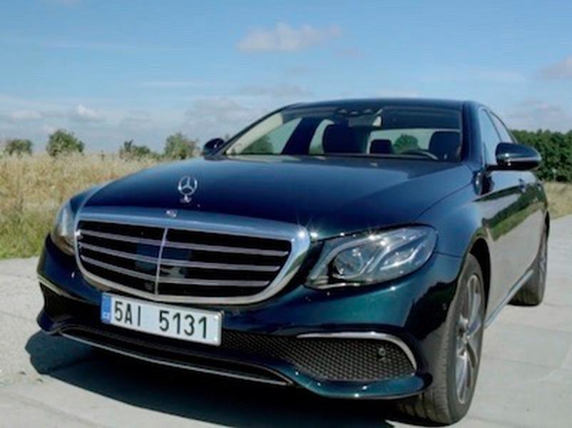 Video test Mercedes E220d vs E350d