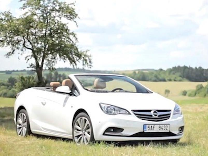 Video test Opel Cascada