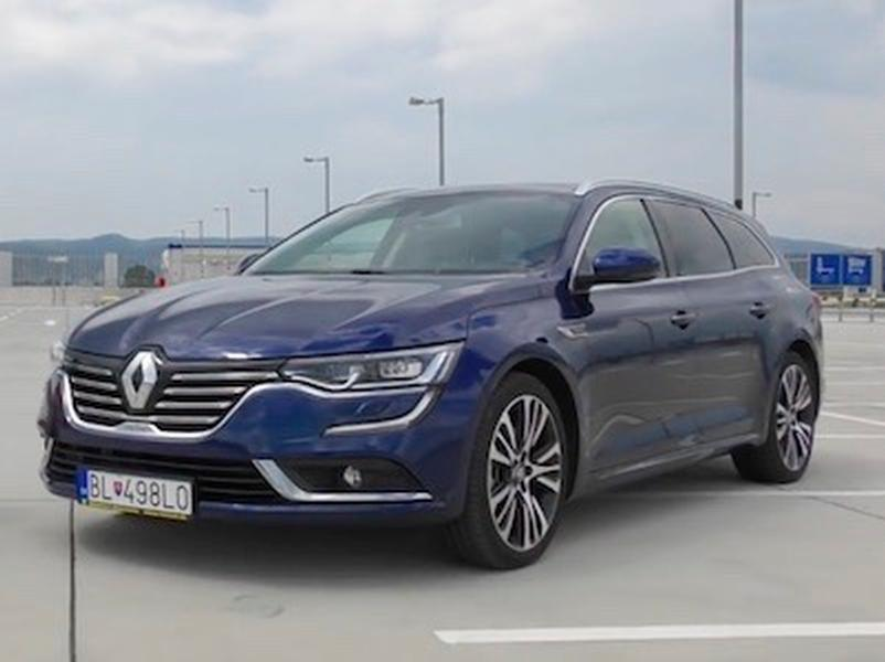 Video test Renault Talisman Grandtour