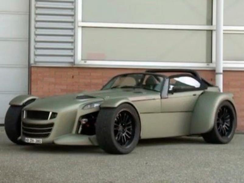 Video test Donkervoort D8 GTO