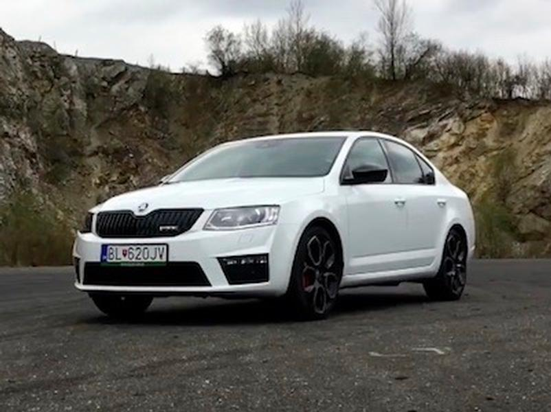 Video test Škoda Octavia RS 230