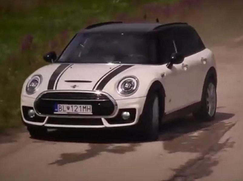 Video test Mini CooperS ALL4 Clubman