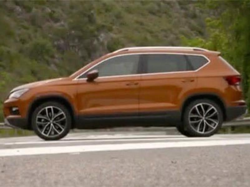 Video test Seat Ateca 2.0 TDI 4WD