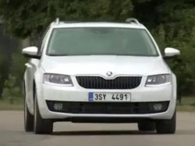 Video test Škoda Octavia Combi 1.0 TSI