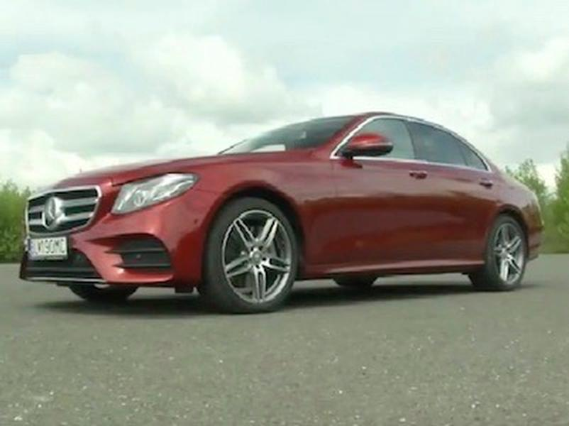 Video test Mercedes-Benz  E 350d