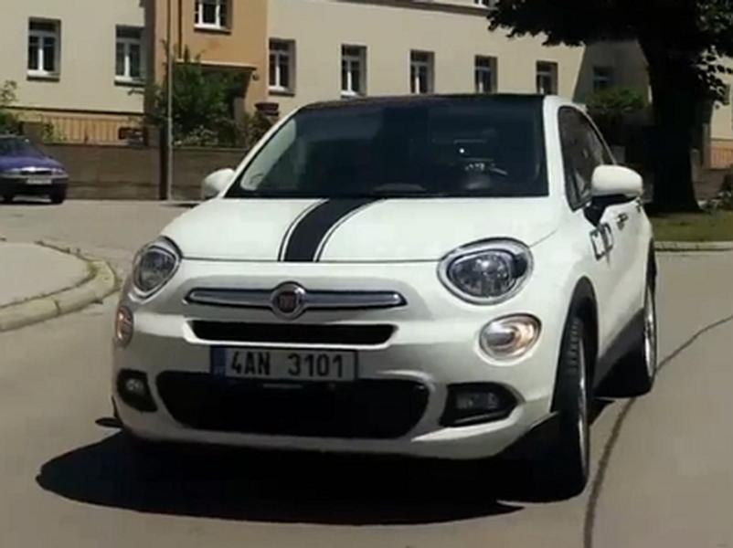 Test Fiat 500X 1,6 Multijet