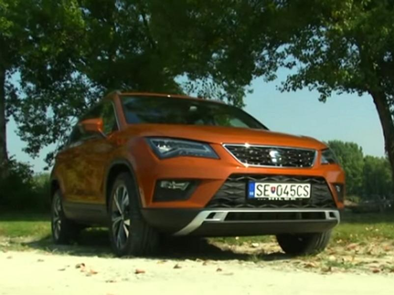 Video test Seat Ateca 2.0 TDI
