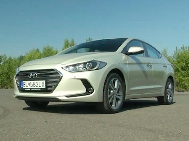 Video test Hyundai Elantra 1.6 CRDi