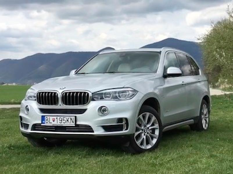 Test BMW X5 xDrive40e