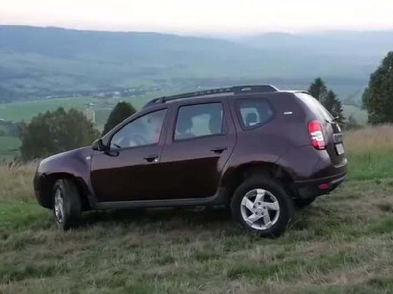 Video test Dacia Duster 1,6 SCe