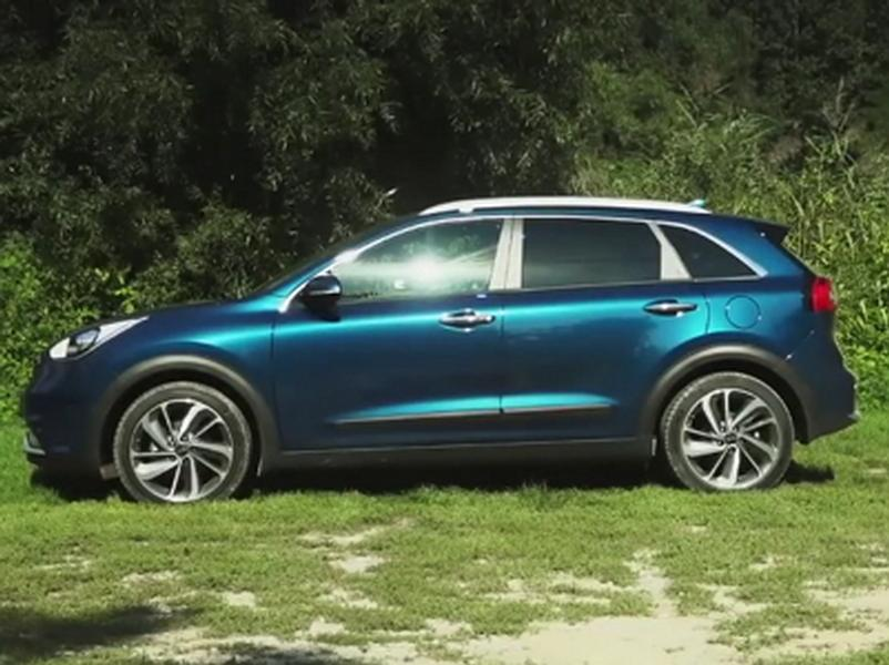 Video test Kia Niro 1,6 GDi