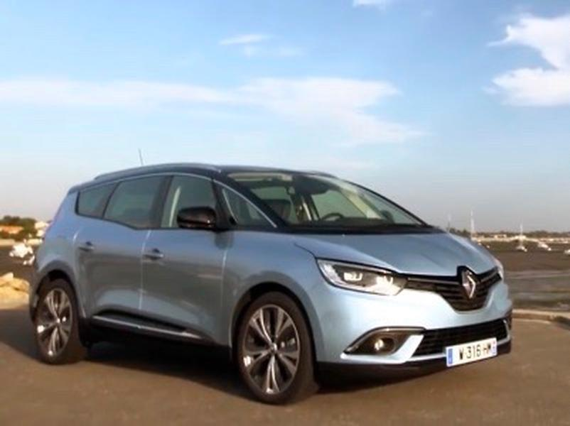 Video test Renault Scénic