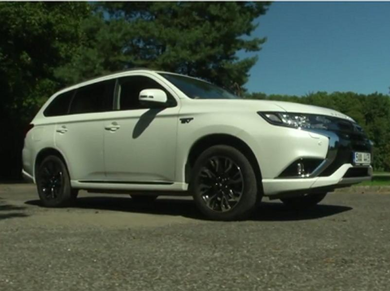 Video test Mitsubishi Outlander PHEV