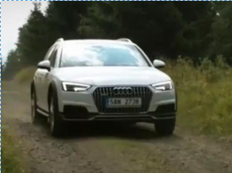 Video test Audi A4 Allroad vs. Audi A6 Allroad