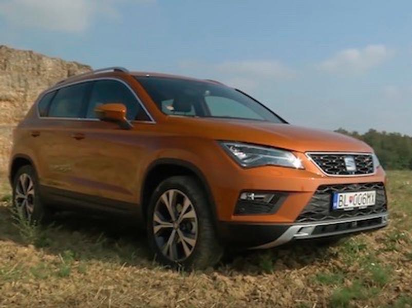 Video test Seat Ateca 2.0 TDI DSG 4x4