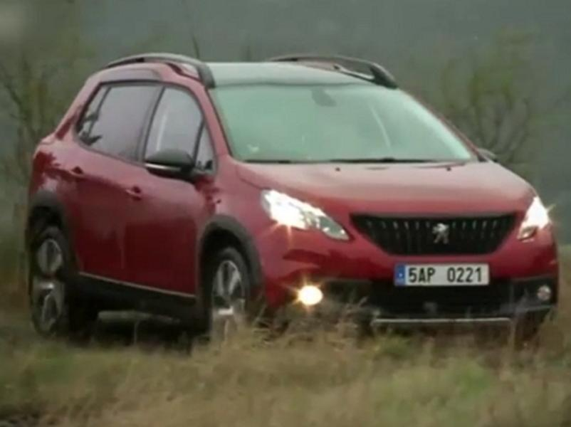 Video test Peugeot 2008 1.6 Blue Hdi