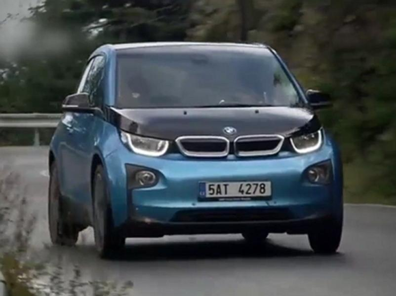 Test BMW I3 94AH