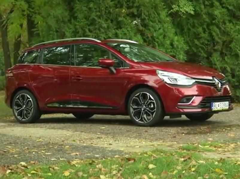 Video test Renault Clio Grandtour