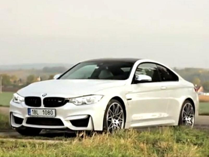 Video test BMW M4