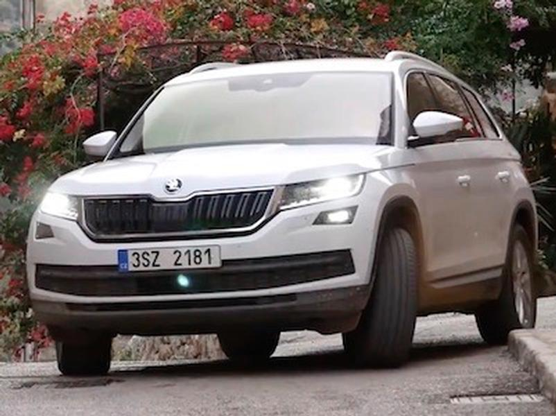 Video test Škoda Kodiaq 1,4 TSI 4x4