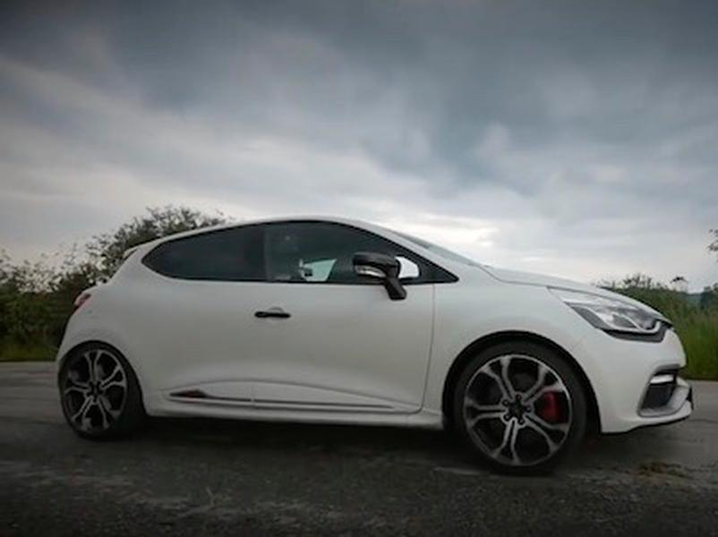Video test Renault Clio R S TROPHY