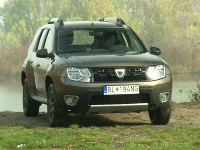 Video test Dacia Duster 1.6 SCe 4X4