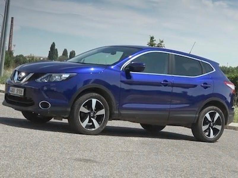 Video test Nissan Qashqai 1.6 dCi 4x4