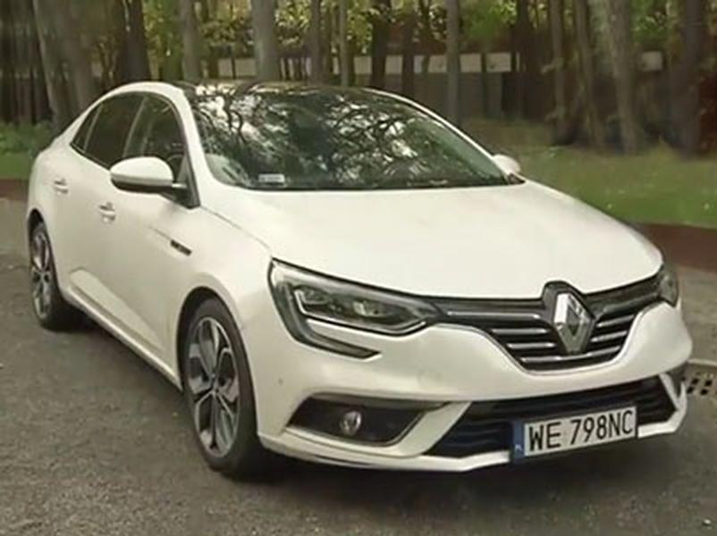 Video test Renault Mégane Grandcoupe dCi 130