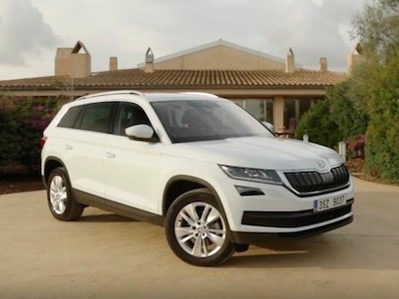 Video test Škoda Kodiaq 2.0 TDI 4x4