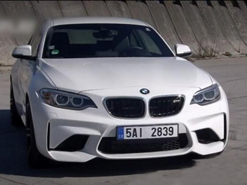 Video test BMW M2 Coupe